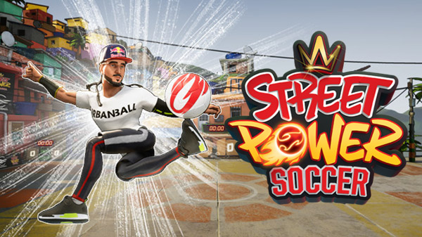 Street Power Football cover