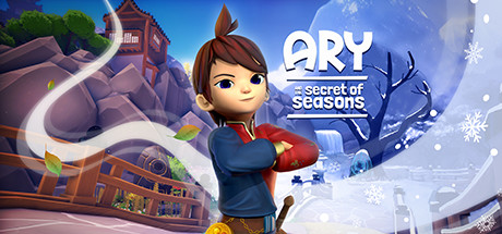 Ary and the Secret of Seasons cover