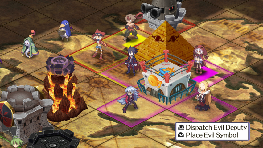 Disgaea 4 Complete+ gameplay2