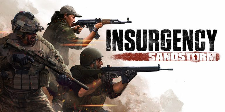 Insurgency Sandstorm cover
