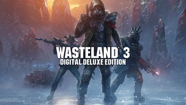 Wasteland 3 Digital Deluxe Edition cover
