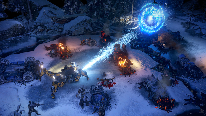 Wasteland 3 Digital Deluxe Edition gameplay2