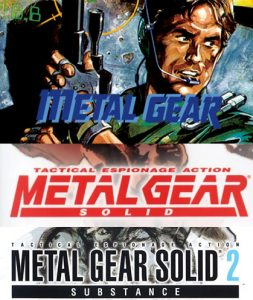 Metal Gear Tri-Pack