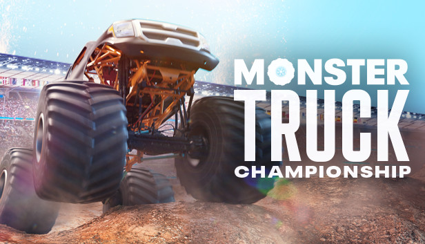 Monster Truck Championship cover