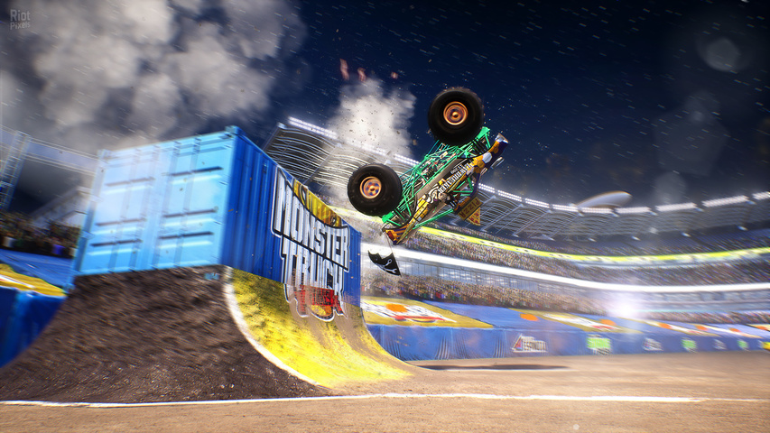 Monster Truck Championship gameplay