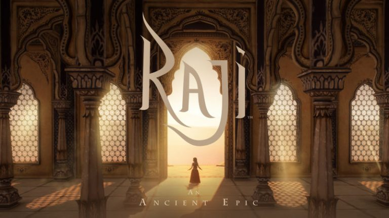 Raji An Ancient Epic cover