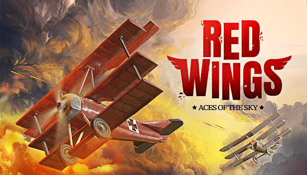 Red Wings Aces of the Sky cover