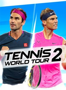 Tennis World Tour 2 + 2 DLCs