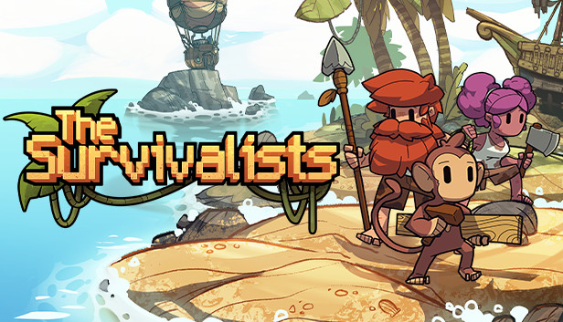 The Survivalists cover