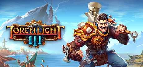 Torchlight III cover