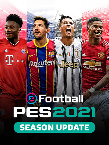eFootball PES 2021 + Season Update
