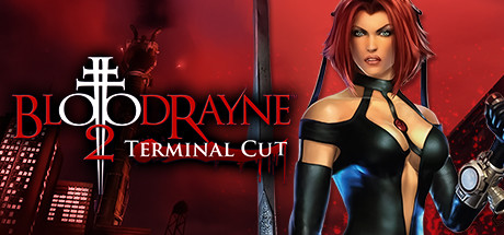 BloodRayne 2 Terminal Cut cover