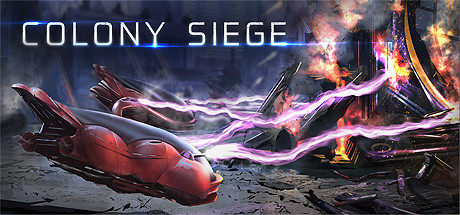 Colony Siege cover