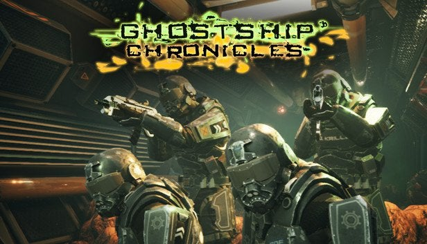 Ghostship Chronicles cover