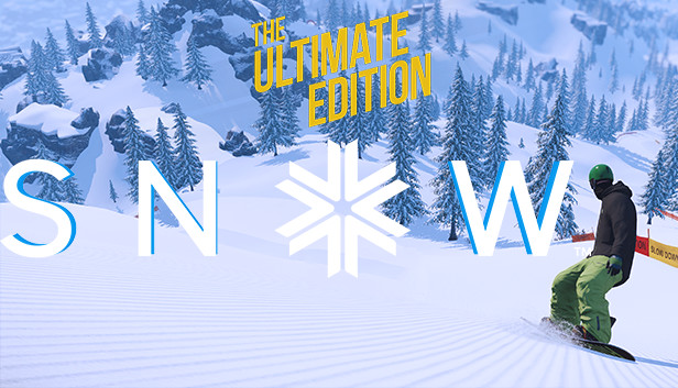 SNOW The Ultimate Edition cover