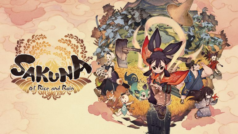 Sakuna Of Rice and Ruin – Digital Deluxe Edition cover
