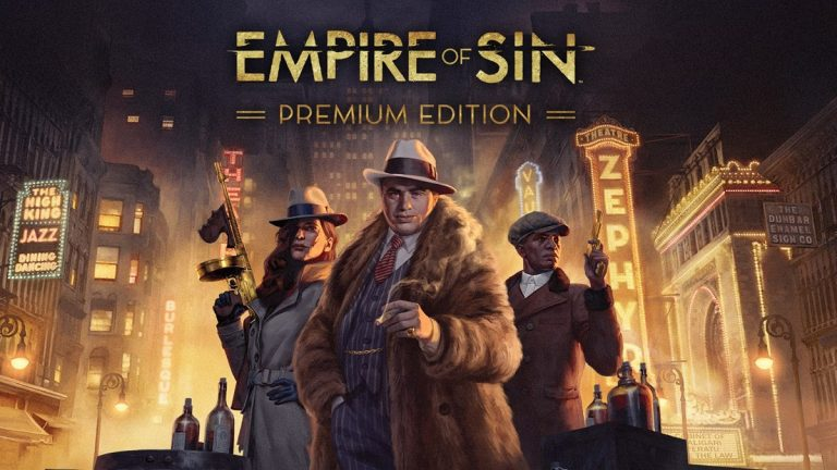 Empire of Sin Deluxe Edition cover