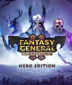 Fantasy General II Invasion – Hero Edition