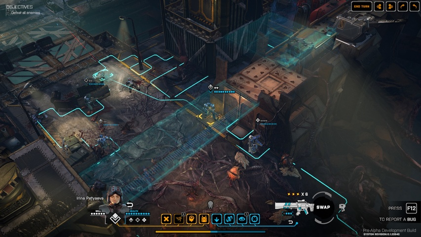 Phoenix Point Year One Edition gameplay