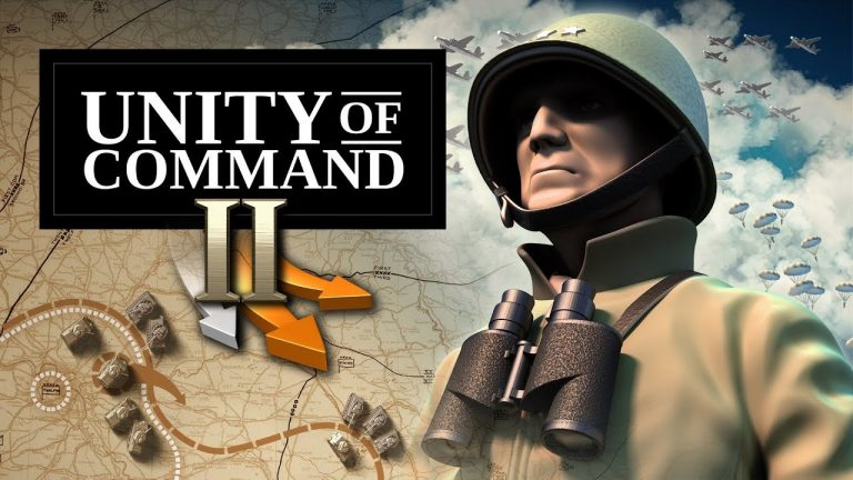 Unity of Command II cover