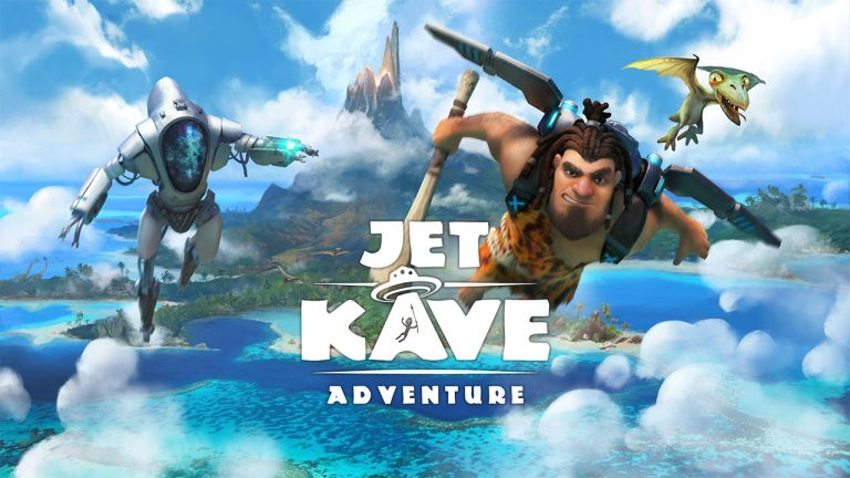 Jet Kave Adventure cover