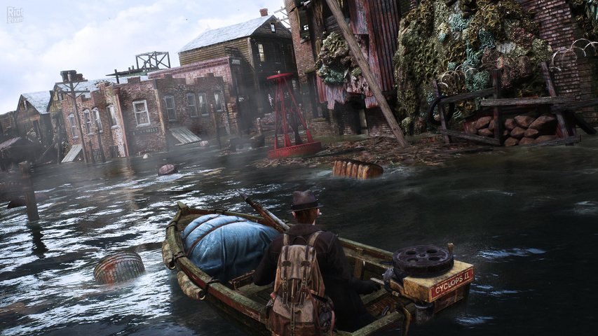 The Sinking City Deluxe Edition gameplay