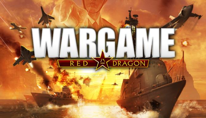 Wargame Red Dragon cover