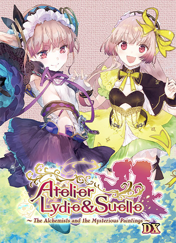 Atelier Lydie & Suelle : The Alchemists and the Mysterious Paintings DX