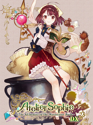 Atelier Sophie : The Alchemist of the Mysterious Book DX
